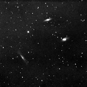 3 galaxies