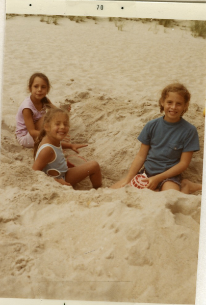 1970 08 Al Weiner and Family at Sea Crest