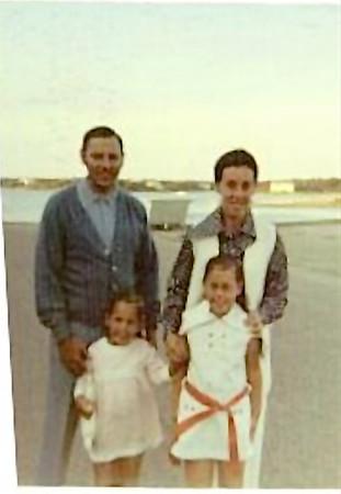 1970 08 Ed Weiner Family Cape Cod Trip