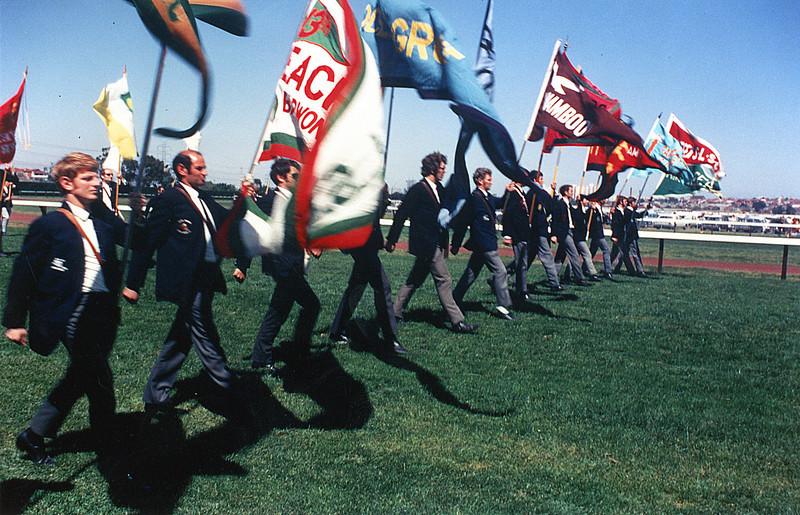 1970-11 Melb Cup March Past Flemington