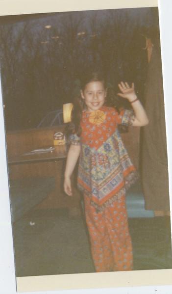 1971 04 Robin's 9th Birthday