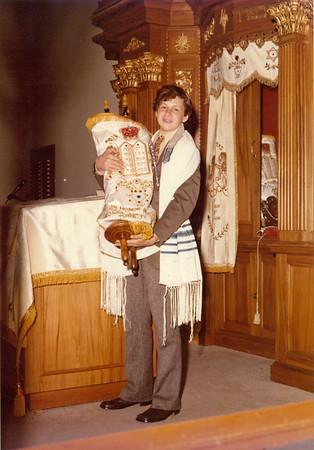 1971 10 David Landy's Bar Mitzvah