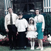 Cece's Communion  5/12/1973