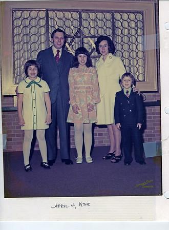 1975 04 Robin's Bat Mitzvah