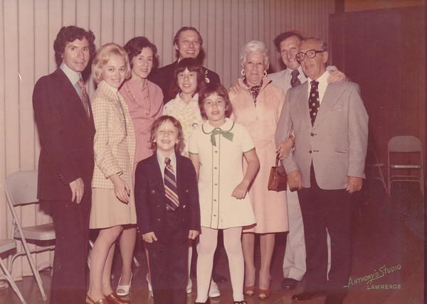 1975 06 Karen Landy's Bat Mitzvah