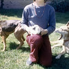 Oct. 1975  Trixie, Pixie, Mitzi