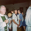 Phil's Graduation from OLBS - June 14, 1975 - Father Tully