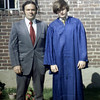 Paul's HS Graduation ceremony at Queens College<br /> June 6, 1976