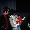 Kristi baptism, Lincoln, NE, December 1970