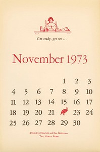 November, 1973, Herity Press