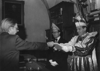 Prins Jan den Tweede (van Wichen) met Jan Lauret
