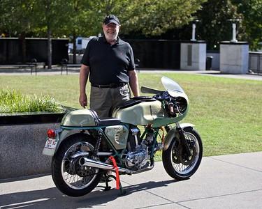 1974 Ducati Greenframe