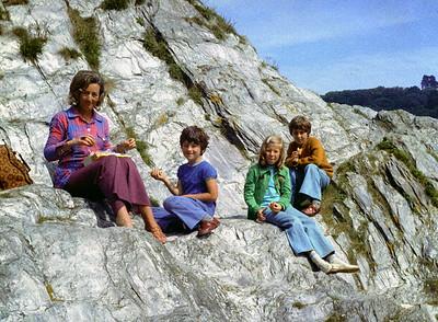 Dartmouth Regatta 1974