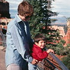 Scott and Barbara, Bryce Canyon NP, July 1976