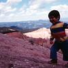 Scott, Cedar Breaks NM, UT, July 1976