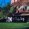 Our house at Capitol Reef NP, UT, May 1976