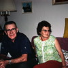 Otis and Muriel Howard, Prairie City, OR, January 1976