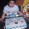 Scott's third birthday, April 24, 1976, Craters of the Moon NM, ID