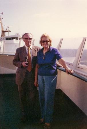 Nan And Grandad In Rheindahlen