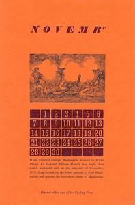 November, 1976, Cycling Frog