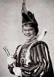 Jeugdprins Pim den Eerste (Vos)