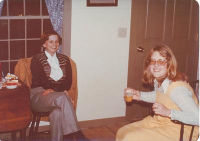 Julie Dantagnon Shannon Stearns and Carolyn Stearns