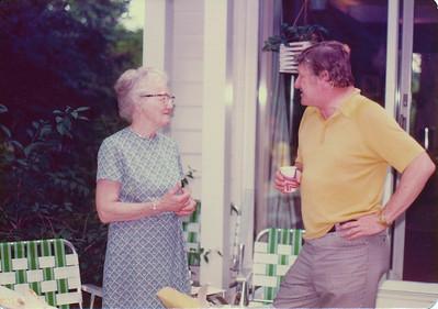 "Margaret and Howard M. ""Mac"" Stearns, Jr."