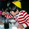 Kristi's belated birthday party, Bellevue, WA, October 1977