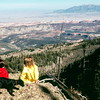 On top of Boulder Mountain near Capitol Reef NP, UT, September 1977
