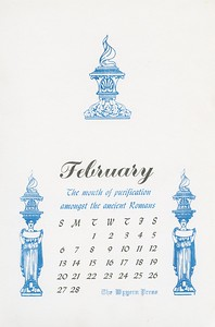 February, 1977, Wyvern Press