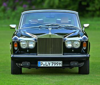 1978 Rolls Royce Silver Shadow 2 PLY799H