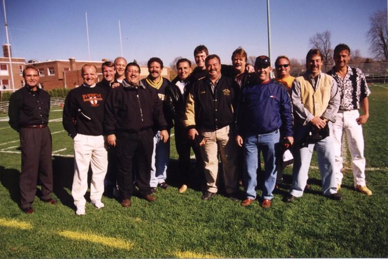 1979 team 20 year at Homecoming