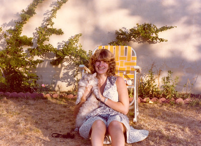 1979 Sherry and Jeff Dating