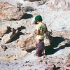 Relief along the Chimney Rock Trail, Captol Reef NP, UT, May 1979