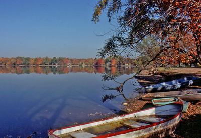 10 Fall Photos-Lake Parsippany