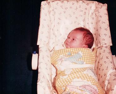 1983-12 | Matthew Birth to 1 Year