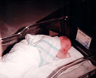 Matthew's First Day