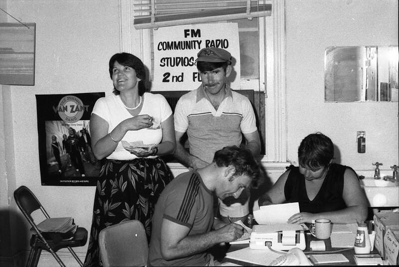Debbie Walls, Michael Tarling, Lionel Hedt, Suzanne Harris