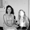 Lady Mayoress Helena Hedditch and Miss Wagga Philippa Seymour