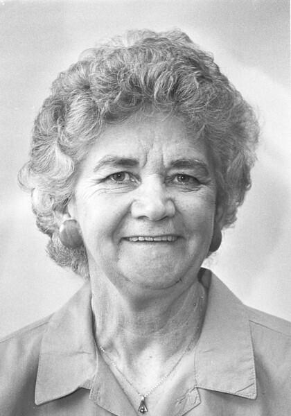 The late Dawn Wilson