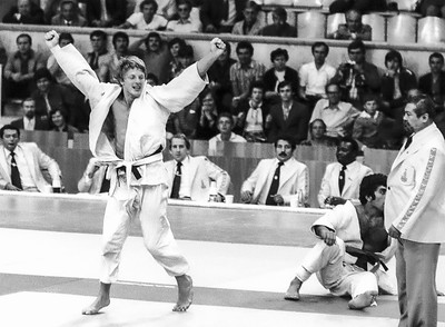 1980 Moscow Olympic Judo - 27 July to 2 August