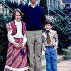 Kristi and Scott with Uncle John, Vienna, VA