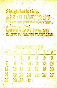 December, 1980