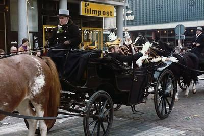 Op weg naar het Stadhuis