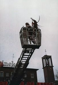Onderscheiden van de Ridder van Knotesenburg