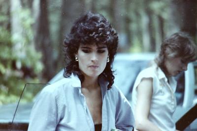 Memorial Day Camping 1983