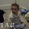 Frankie's 1st Birthday - 1985