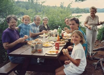 Picnic Island 1988