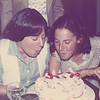 1980 06 Robin and Karen's High School Graduation Dinner