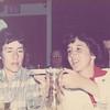 1980 06 Robin and Karen's High School Graduation Dinner